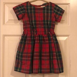 Crewcuts Girls Size 4 Christmas Dress